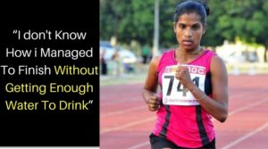 Indian Officials At Rio Olympics Provided No Water To Marathon Runner Jaisha, Who Fainted At Finish Line