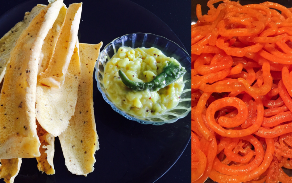 Fafda thepla and jalebi is not the only food gujarati eat