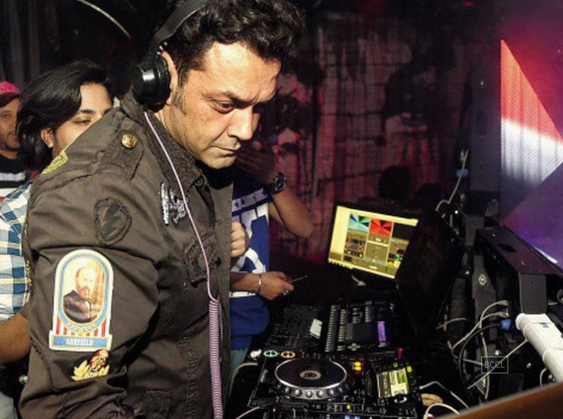 DJ Bobby Deol Played 'Gupt' Songs At A Delhi Club. Now, The Crowd Wants A Refund