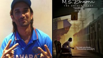 The Trailer Of Dhoni's Biopic Launched & We Can't Wait To Watch Dhoni's Untold Story