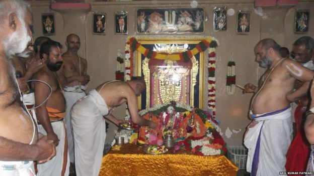 lord balaji visa god temple