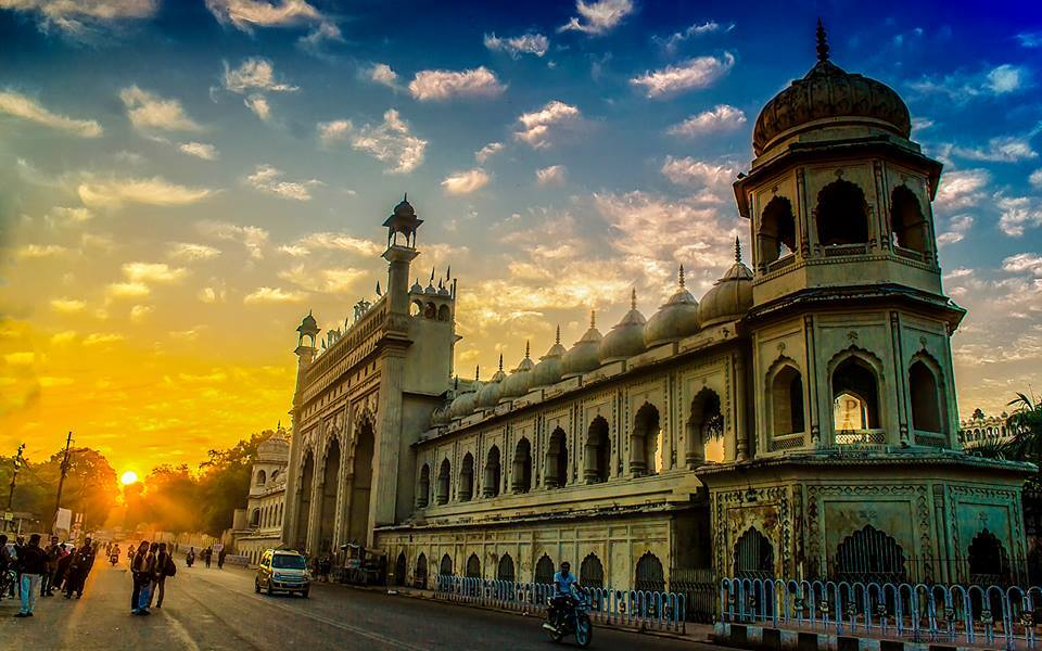 lucknow is beautiful