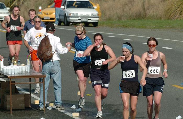 op jaisha marathon run