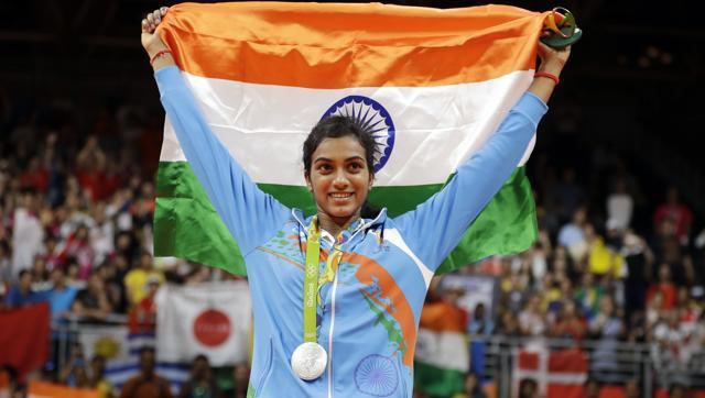 pv sindhu olympics medal win