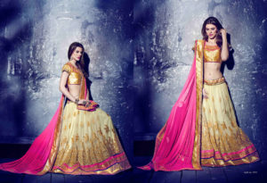 What does your Chaniya Choli say about your personality?
