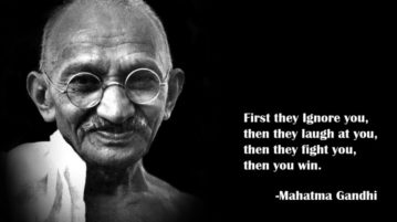 7 Facts About Mahatma Gandhi That Will Shock You!