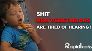 7 Annoying Things Vegetarians Say to Non-Vegetarians