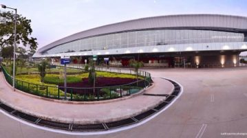photos of vadodara international airport