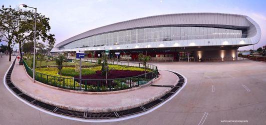 photos of vadodara international airport