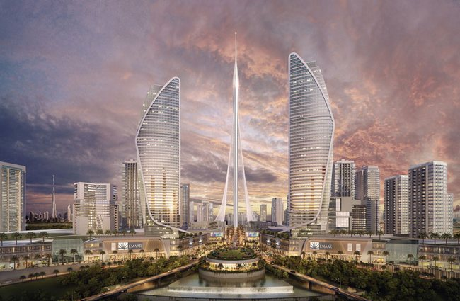 Dubai Is Building Another Tower Which Would Be Way Taller Than Burj Khalifa!