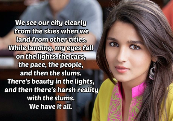 Alia Bhatt's Letter On How Much She Loves Mumbai Will Touch The Heart Of Every Mumbaikar!