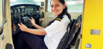 This Girl Has Made Baroda Proud, Gets Flying Licence At 16