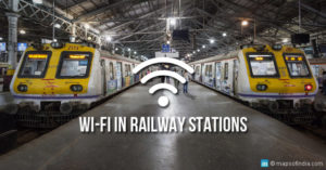 10 New Railway Stations in MUMBAI to Get Free Wi-Fi Service, Making Total to 19 Stations with Free Wi-Fi