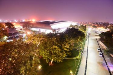 vadodara international airport beautiful photos