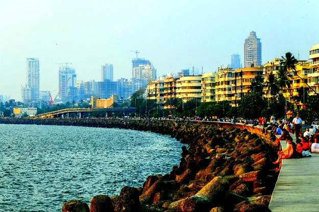 marine drive mumbai photos