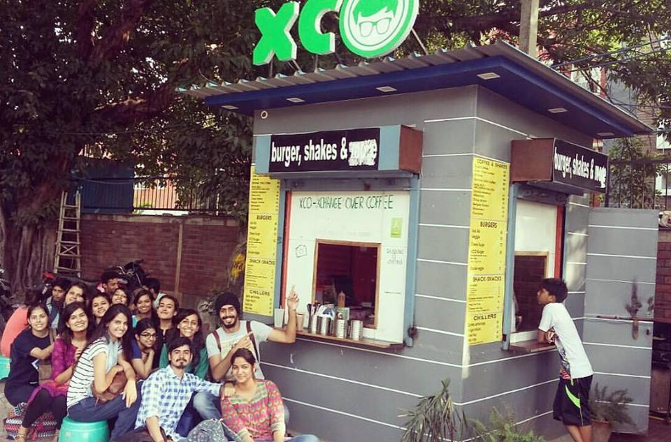 exchange books for free food in delhi