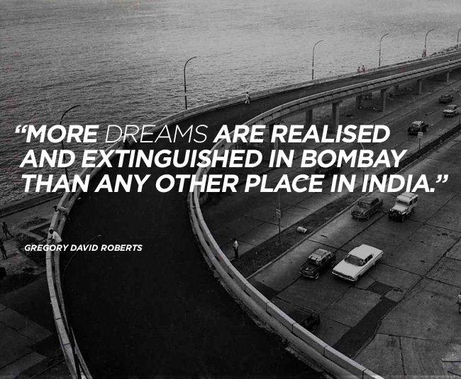 quotes on mumbai city