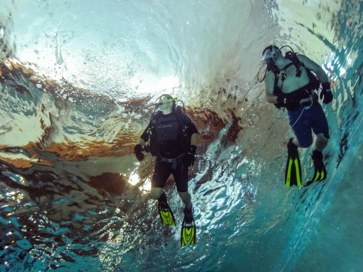 underwater festival in pune