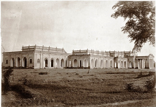 Balrampur Hospital haunted in lucknow