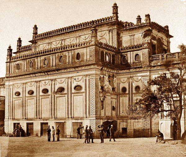 Begum Kothi Haunted In Lucknow