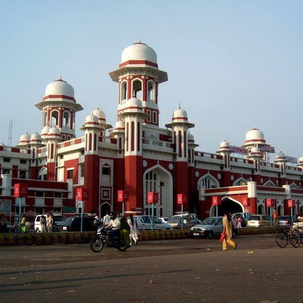 Railway Quarters haunted in lucknow