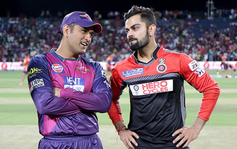 Shocking ! MS Dhoni removed as Rising Pune Supergiants captain