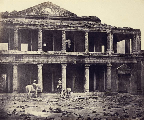 Sikandra Bagh haunted in lucknow