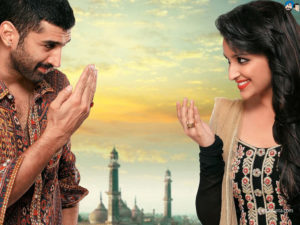 Tehzeeb and adaakaari are in the blood of a Lucknow girl