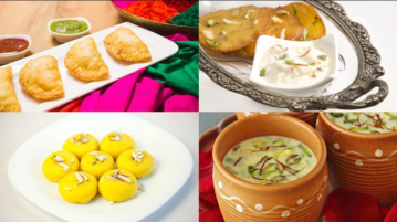 7 Holi Special Food which every North-Indian will Die for!