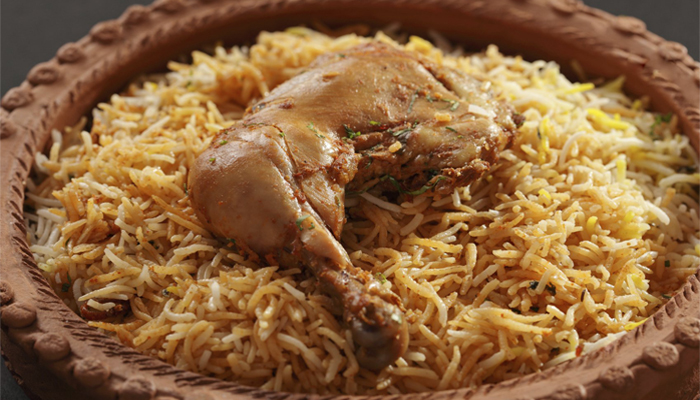 5 Lip Smacking Biryanis To Make Your Day
