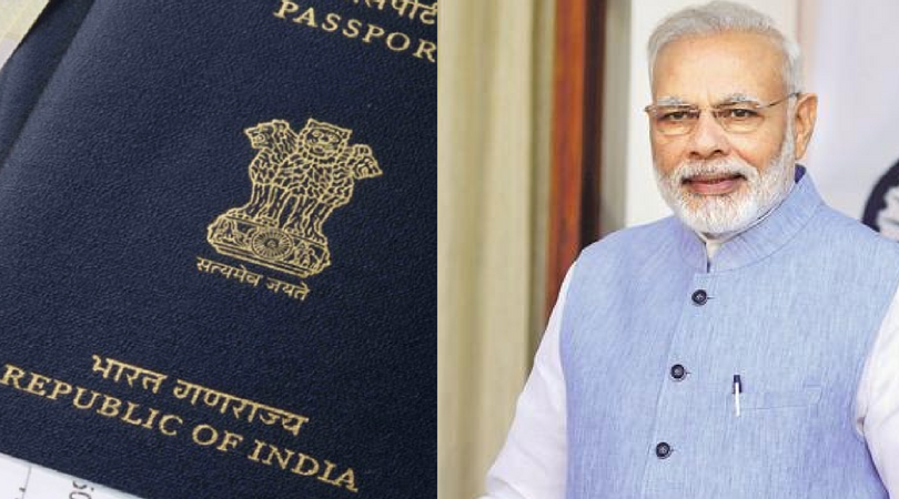 Narendra Modi Announces Women Don't Need To Change Their Names In Passport After Marriage