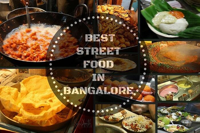 Bangalore Chat Street Food