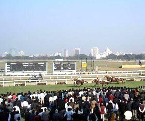 Calcutta Race Course
