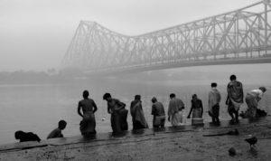 Ganga Ghats - Howrah Bridge