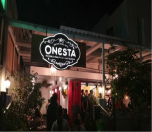ONESTA cafe in bangalore