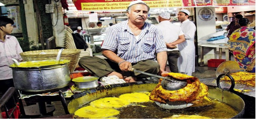 mohammad ali road street food mumbai