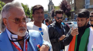 Vijay Mallya Booed With 'Chor Chor' Chants At The Oval
