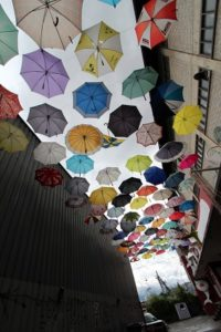 Gerold Cuchi Umbrellas Things to do in Zurich