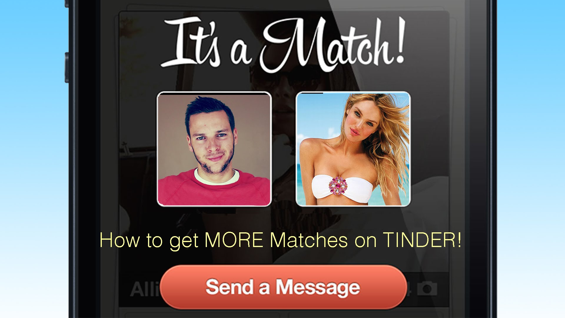 Get On Do Tinder You A How Match the pokies