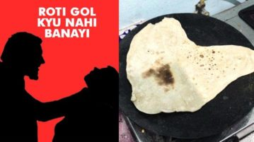 Man kills 22 Year Old Pregnant Wife For Not making Round Chapatis