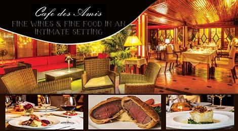 Cafe De Amis Pattaya
