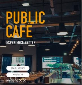Public Cafe JLT Best Cafes in Dubai