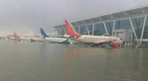Ahmedabad Airport Flooded After City Receives 200 MM Rain In 24 Hours
