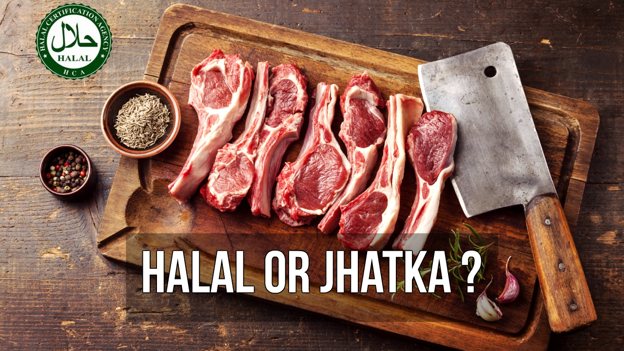 What is the Difference Between Jhatka and Halal Meat?
