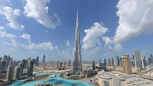 Burj Khalifa Best things to do in Dubai