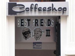 Coffee shop Best Friends - Center