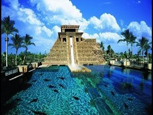 Dubai Atlantis Aquaventure Waterpark