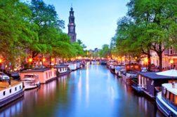 Amsterdam in september
