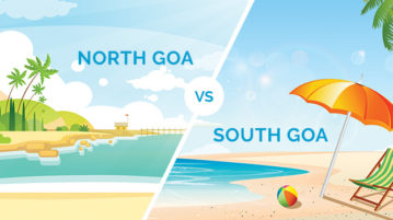 Which Part Of Goa Is Good To Visit North Goa or South Goa?