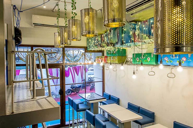 cafe hydro mumbai